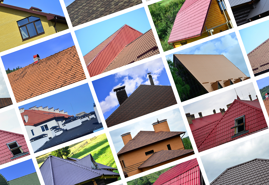 Four Popular Types of Roof Material