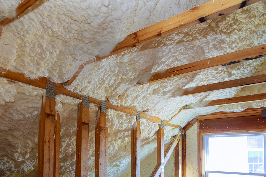 Get attic Insulation from First Quality Roofing & Insulation Today