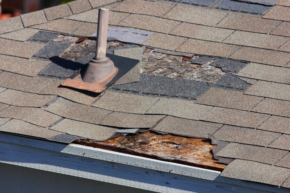 Roof Maintenance Prevent Wind Damage Roof Repairs