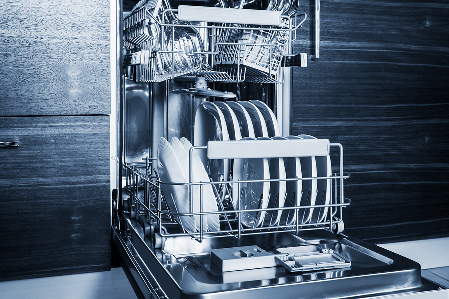 Save Energy and Time by Using Your Dishwasher