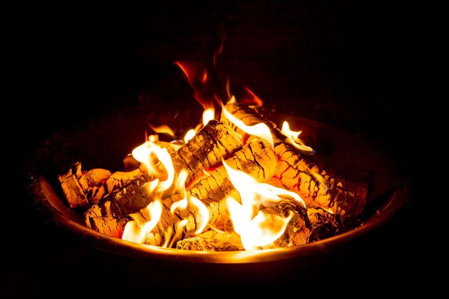 Stay Away from These Materials When Using a Fire Pit