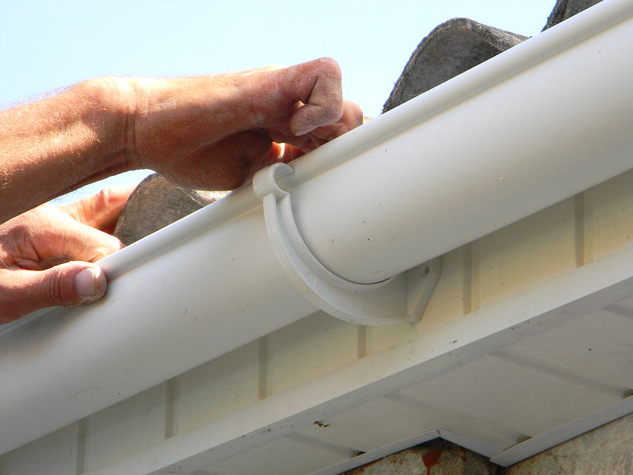 Use These Products to Clean Your Roof Gutters