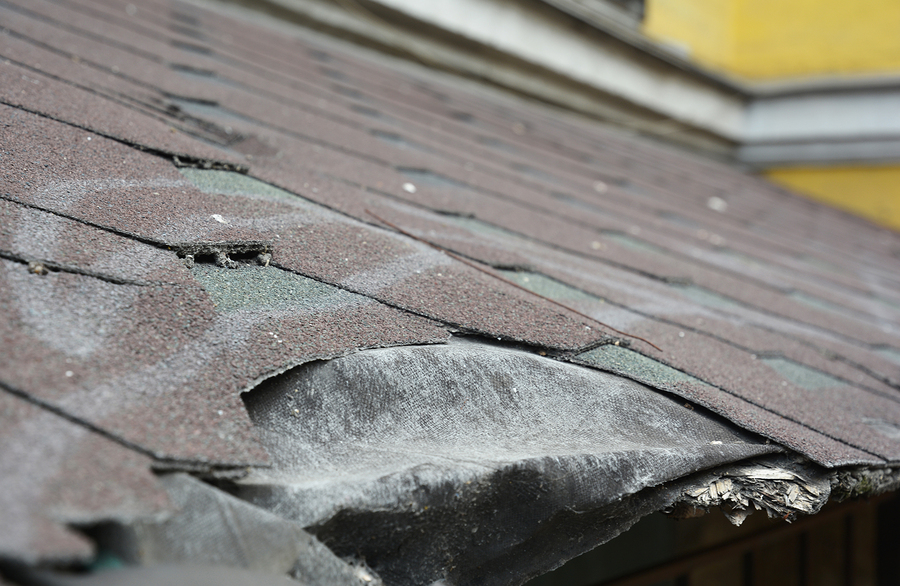spot these 5 common roofing problems early