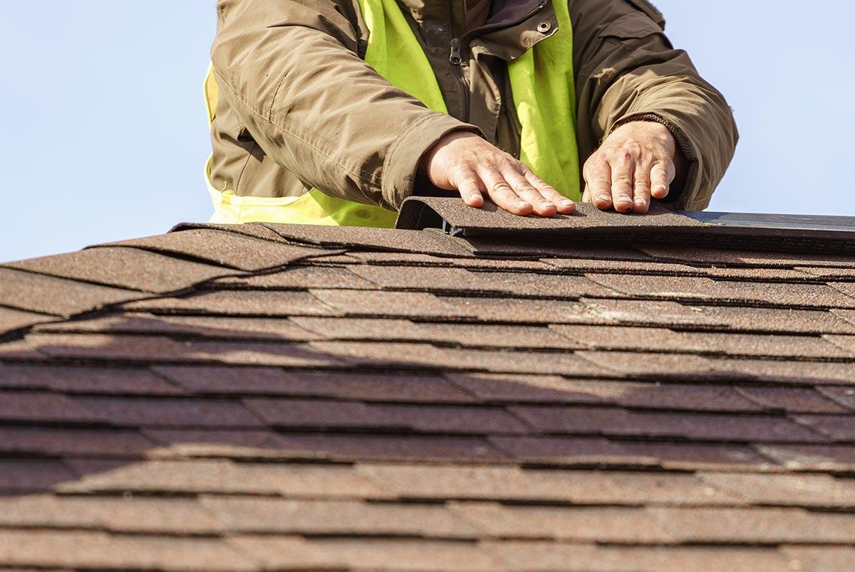 Winter Roof Maintenance in Las Vegas